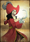 Captain Hook by jeffagala