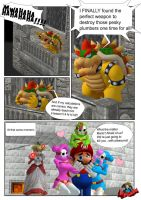Bowser New Weapon by DiscoSaeba