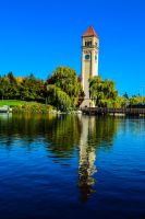 Clock Tower by CrystalSly