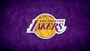 Los Angeles Lakers Grunge Wallpaper by SyNDiKaTa-NP