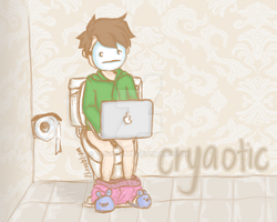 Taking a Dump [Cryaotic] by Plumblum
