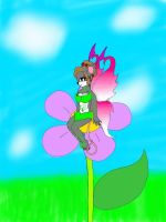 Butterfly Mouse Fairy by handcuffs4ever