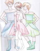 Ouran Lolita 2 by Freakwithissues007