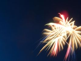 Canada Day Fireworks 6 by JemOpal112