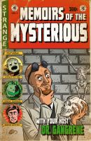 Cover for MEMOIRS OF THE MYSTERIOUS by sonburnt777