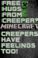 Creeper iPod Wallpaper by ELiiTe