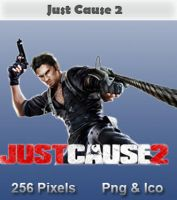 Just Cause 2 Icon by JRT25