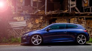 Scirocco 1.4 TSI 230HP Modified by kerimheper