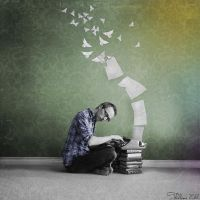 Magical Typewriter*** by Thelema001