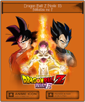 Dragon Ball Z Movie 15 Fukkatsu no F - Anime icon by Aliceieous