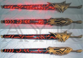 Ea ~ Gilgamesh's Sword ~ Fate Stay Night by AyrOmayra