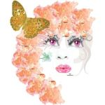 Butterfly Kisses by vintageexpressionist