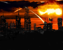 End of days by xcdf