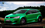 VW Polo GT VT / Project 21 by LancerKAGE