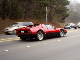 1979 Ferrari 512BB supercar by Partywave
