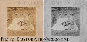 photo restoration--richmond. by ryuuenx