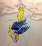 ~Falling Freely~ by JoTehBunny