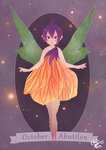 October Fairy by cindre