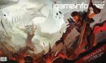 GameinformerCover:Dragon Age 2 by Requium-for-Kira