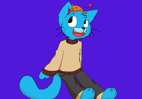 Gumball by NTFMelody117