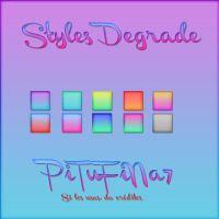 Styles Degrade by PiTuFiNa7