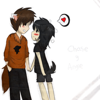 .::Chase x Angie::. by Elizabeth7535
