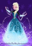 Let it go by MoonchildinTheSky