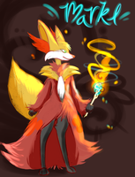 Apprentice To Wizard by StormyTiger