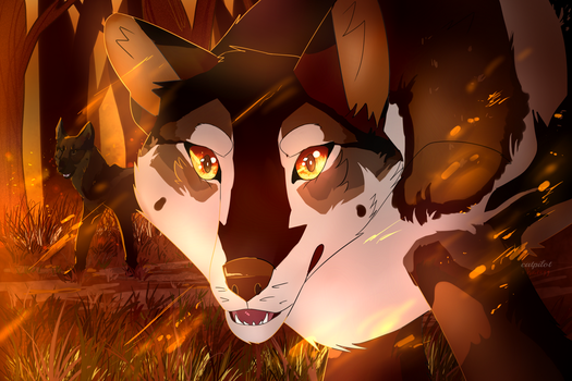 [WtoA] woah fire [COLLAB] by catpilot