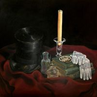 Victorian Still Life by Terrizae