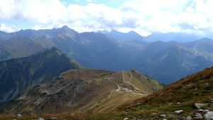 tatra mountains by Notmeister