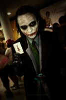 The Joker: introductions by kjaex