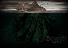 The Cave... by D3vilusion
