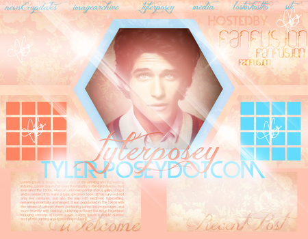 Tyler Posey Header by JayySonata