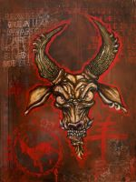 Year of the goat by 1311