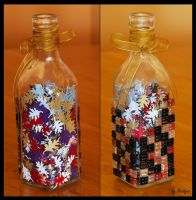 Leaf bottle by Nattyw
