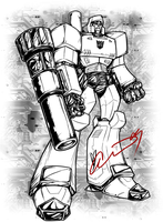 TF - Megatron LINES by BLACK-HEART-SPIRAL