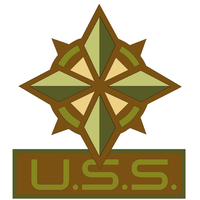 Umbrella Corperation USS camo patch by FUBARProductions