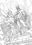 Batman-Sailormoon Step by Step by nahp75