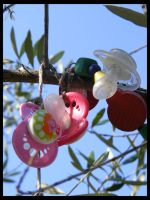 Much more Pacifier Tree by Katana-Tate