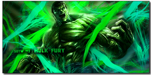 Hulk Fury by Scotty592