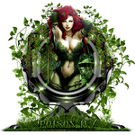 Poison Ivy sign by MonikaC