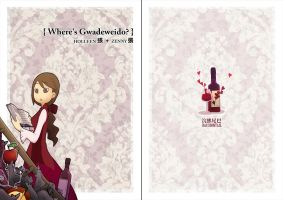 Where's Gwade Book Cover by Zennore