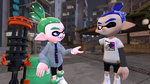 [SFM] Squids and Kids by ShinyMew112