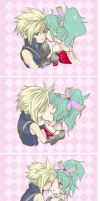 Cute Love and by WhiteMageRinny