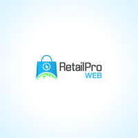 RetailPro Web - Logo by Axertion