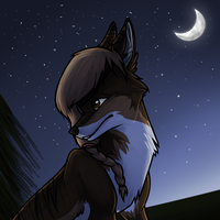 Commission: WolvesMayCry by xTechnologiic