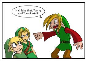 CD-I Link is better than... by ColdSandwich