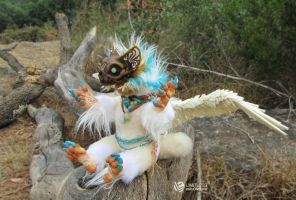 Cat Shaman #3 by LimitlessEndeavours