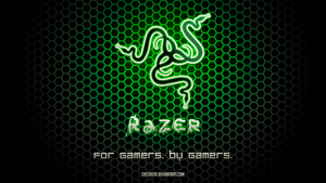 Razer YouTube Intro Wallpaper (recreation) by EXECRUTR